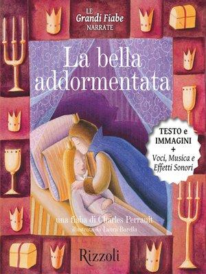cover image of La bella addormentata