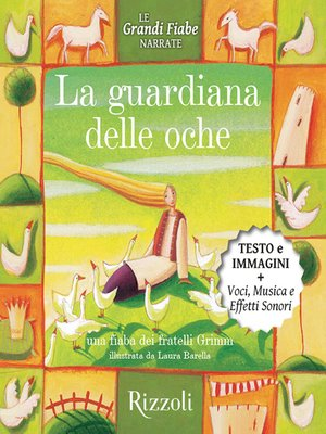 cover image of La guardiana delle oche