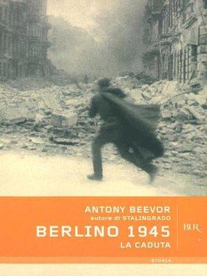 cover image of Berlino 1945