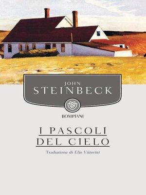 cover image of I pascoli del cielo