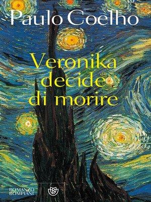 cover image of Veronika decide di morire