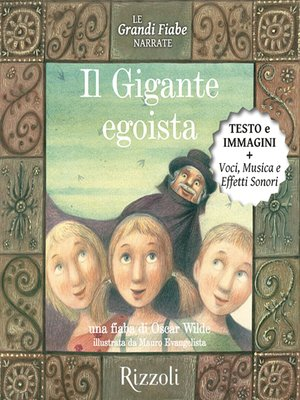 cover image of Il Gigante egoista