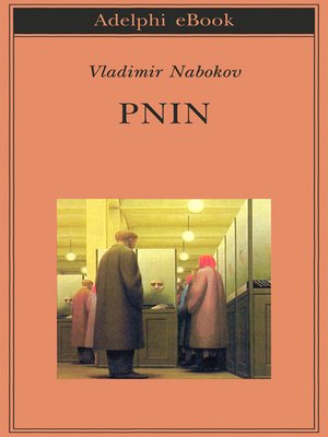 cover image of Pnin