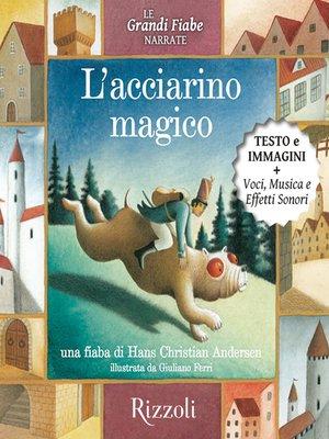 cover image of L'acciarino magico