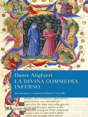 cover image of La Divina Commedia--Inferno