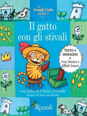 cover image of Il gatto con gli stivali