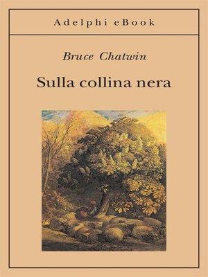 cover image of Sulla collina nera