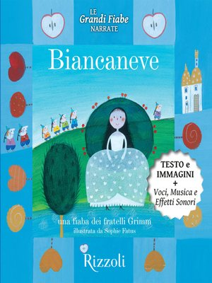 cover image of Biancaneve