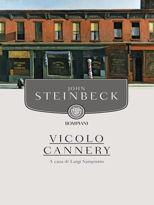 cover image of Vicolo cannery