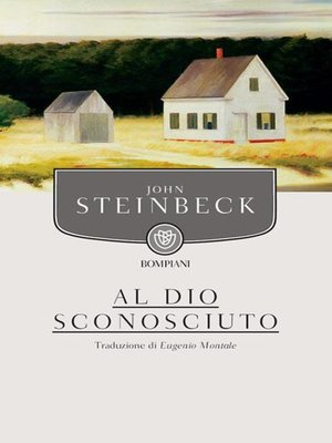 cover image of Al dio sconosciuto
