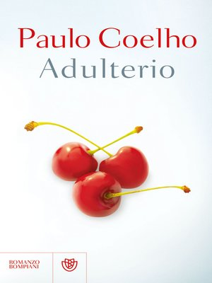 cover image of Adulterio