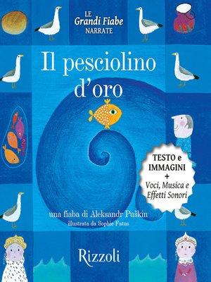 cover image of Il pesciolino d'oro