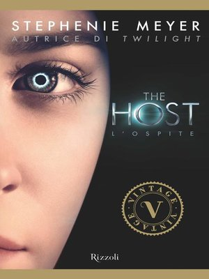 cover image of The host--L'ospite (VINTAGE)