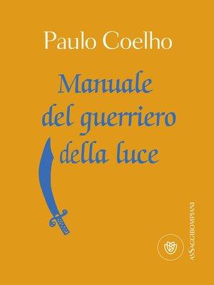 cover image of Manuale del guerriero della luce