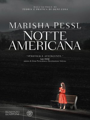 cover image of Notte americana