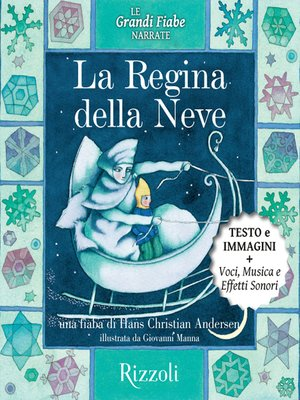 cover image of La Regina della neve