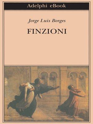 cover image of Finzioni
