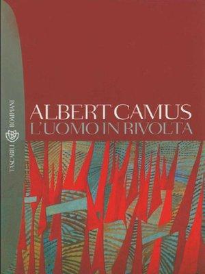 cover image of L'uomo in rivolta
