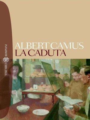 cover image of La caduta