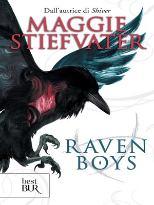 cover image of Raven boys