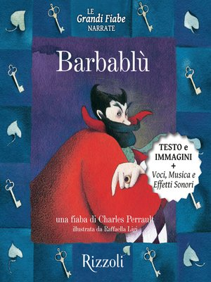 cover image of Barbablù