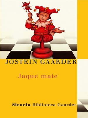 cover image of Jaque mate