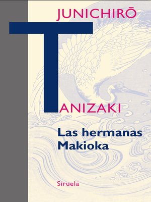 cover image of Las hermanas Makioka