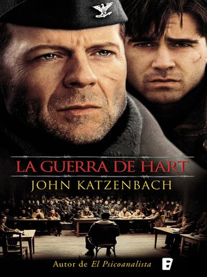 cover image of La guerra de Hart