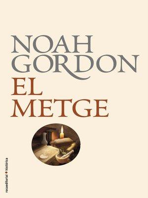 cover image of El metge