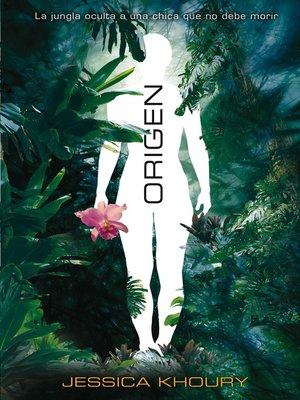 cover image of Origen