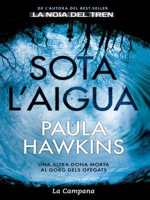 cover image of Sota l'aigua