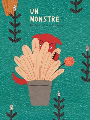 cover image of Un monstre