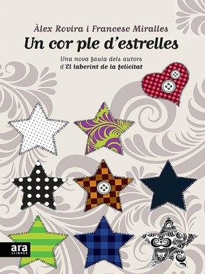 cover image of Un cor ple d'estrelles
