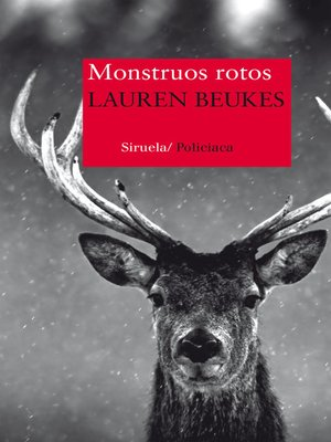 cover image of Monstruos rotos
