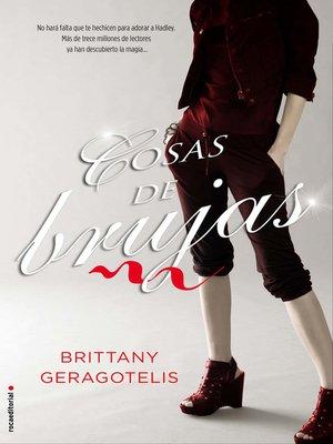 cover image of Cosas de brujas