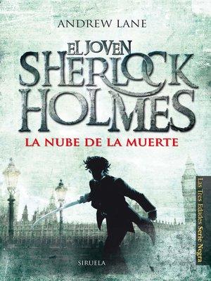 cover image of La nube de la muerte