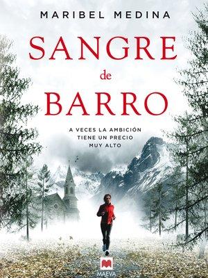 cover image of Sangre de barro