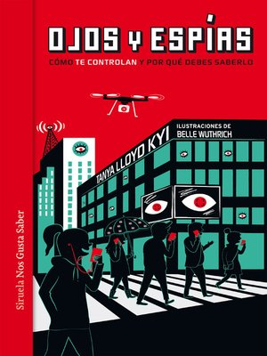 cover image of Ojos y espías