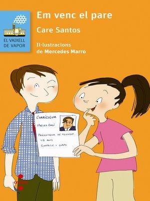 cover image of Em venc el pare