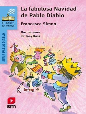cover image of La fabulosa Navidad de Pablo Diablo