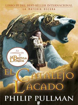 cover image of El catalejo lacado. La materia oscura III