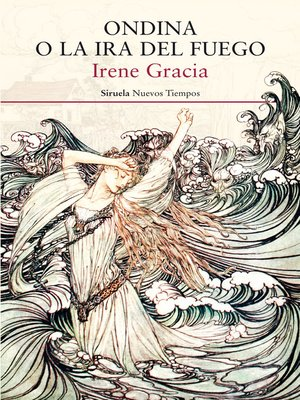 cover image of Ondina o la ira del fuego