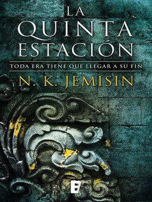 cover image of La quinta estación (La Tierra Fragmentada 1)