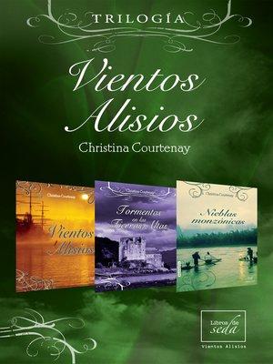 cover image of Vientos alisios (Trilogía completa)