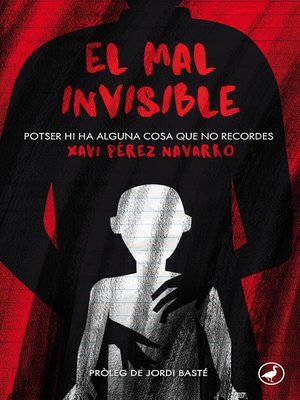 cover image of El mal invisible