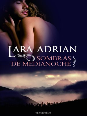 cover image of Sombras de medianoche