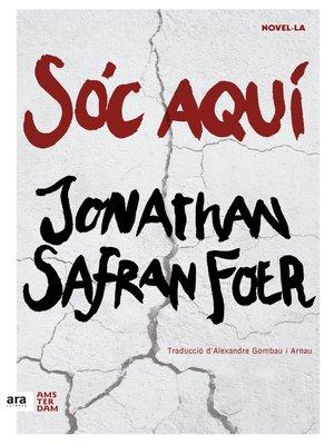 cover image of Sóc aquí