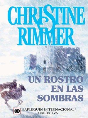 cover image of Un rostro en las sombras