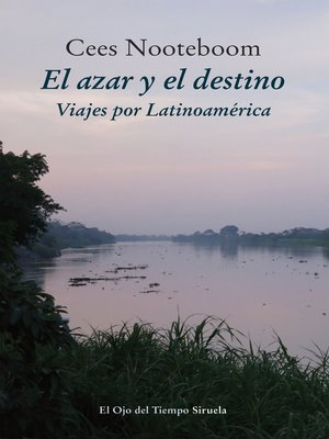cover image of El azar y el destino