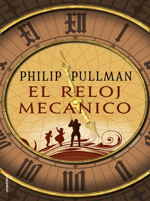 cover image of El reloj mecánico